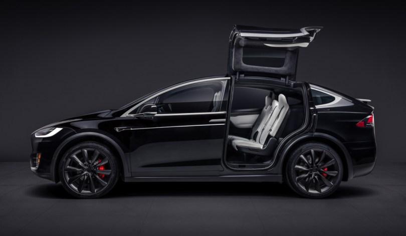 Tesla-model-x-black