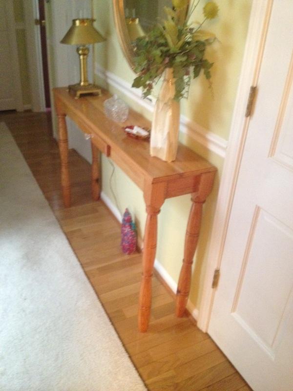 cherry wood table and chairs papasan chair pier one jim harris furniture builder - bagdad lumber sawmill & kiln llc
