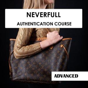 louis vuitton neverfull authentication course