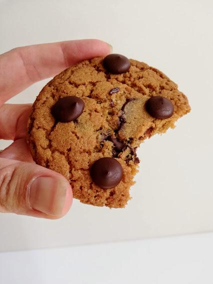 chocolate chip cookies haps.