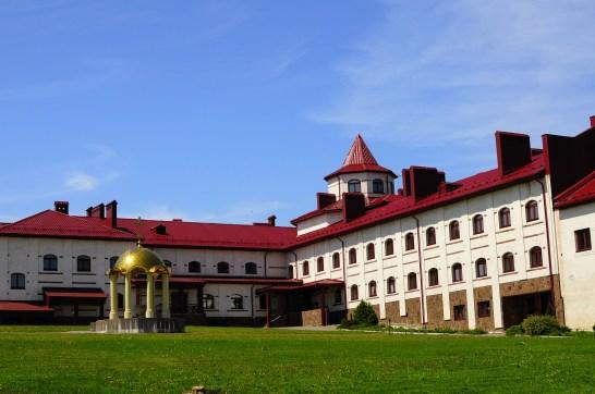 Винновка Самарская Лука мужской монастырь