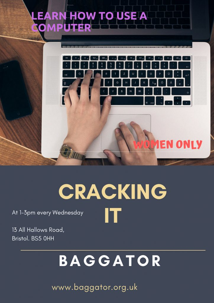 Cracking IT Computer group at Baggator