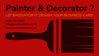 Copy of Painter & Decorator