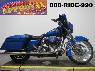 2007 Used Harley Davidson Street Glide U4639