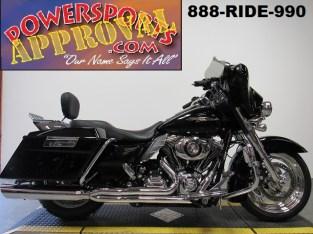 2009 Used Harley Davidson Street Glide U4037