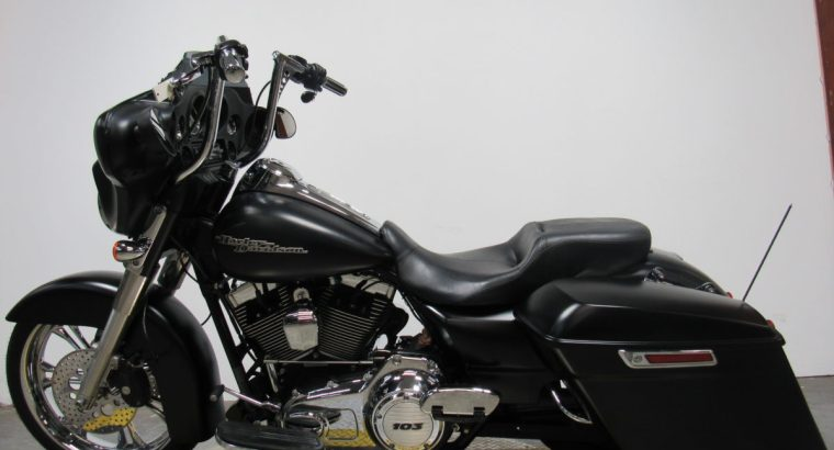 2013 Used Harley Davidson Street Glide U4815