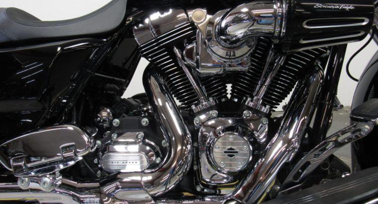2013 Used Harley Davidson Street Glide U4813