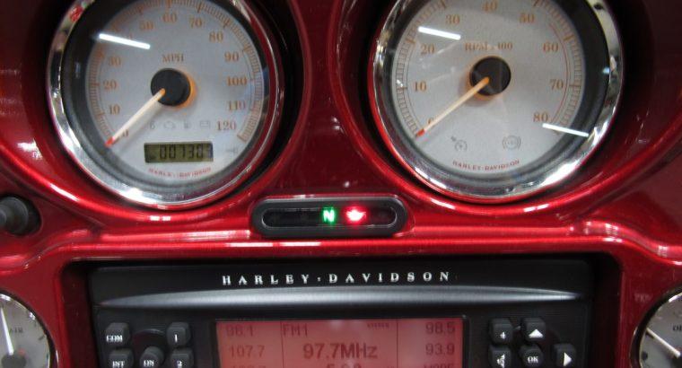2012 Used Harley Davidson Street Glide U4819