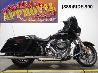 2016 Used Harley Davidson Street Glide U5014