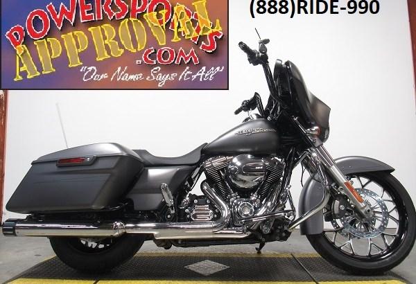 2016 Used Harley Davidson Street Glide U5016
