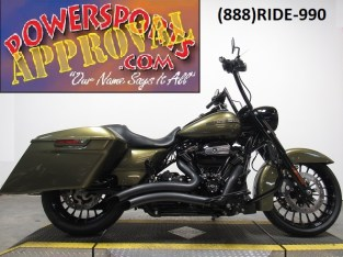 2017 Used Harley Davidson Road King U5021