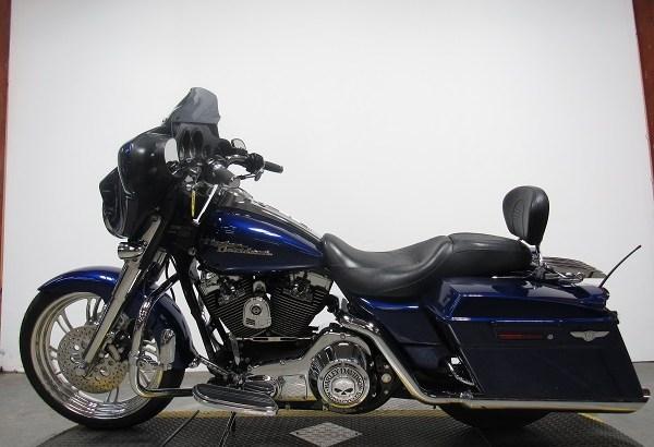 2006 Used Harley-Davidson Street Glide U4967