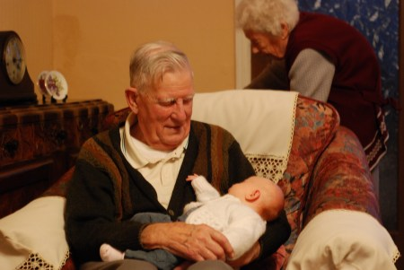 Great-Great Uncle Albert
