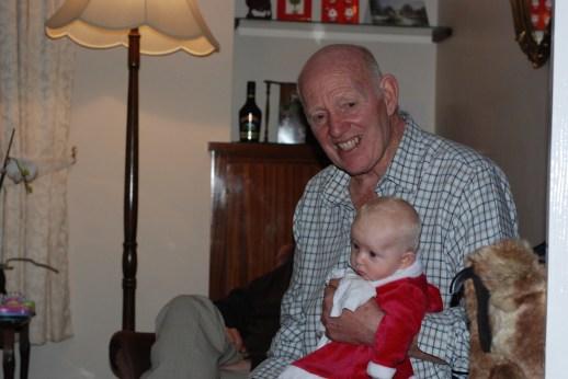 Éowyn and Granddad