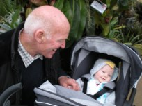 Granddad and the Penguin