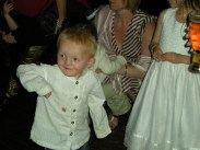 Dancing George