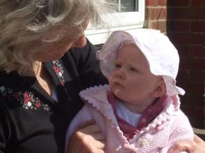 Nanny tells great stories