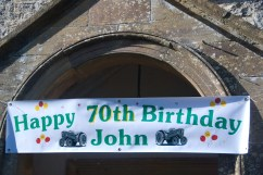 Happy birthday John