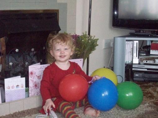 Happy Birthday Nanny Fran