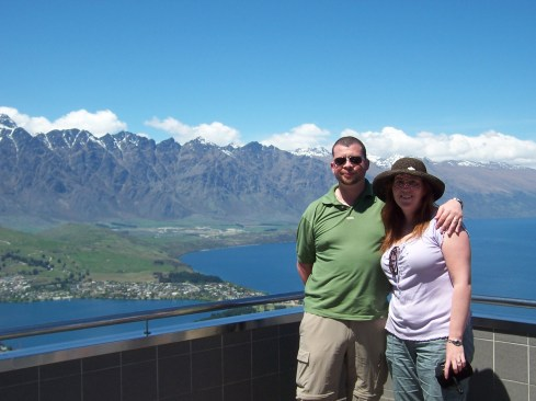 South of Queenstown