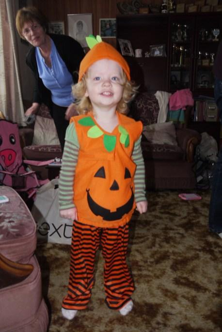 Call me: 'The Pumpkin'