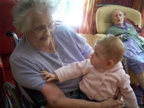 Hello Great-Grandma