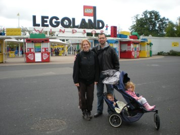 Legoland (before the rain)
