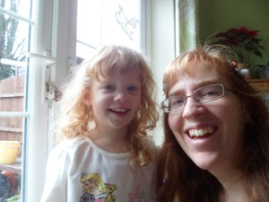 Éowyn and Mommy