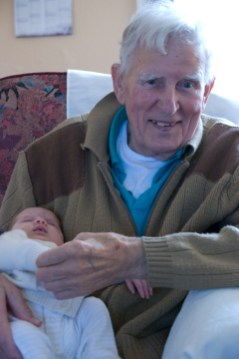 Great, Great Uncle Albert and Amélie Iris