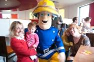 With Fireman Sam
