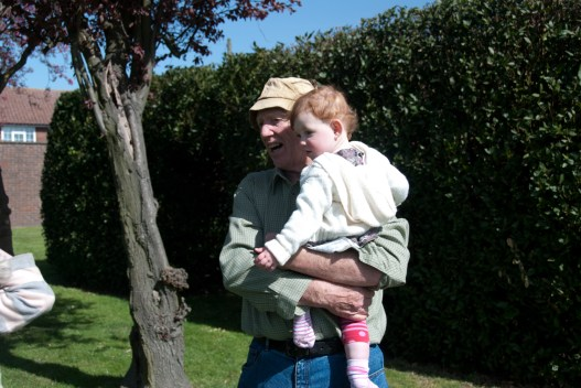 Granddad and Amélie