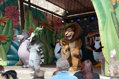 The Madagascar show