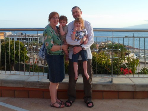 The Bagnall family