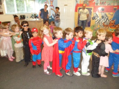 Princesses and Superheroes!