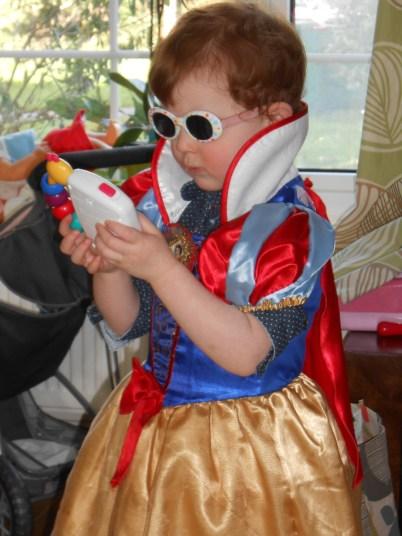 Snow White Superstar