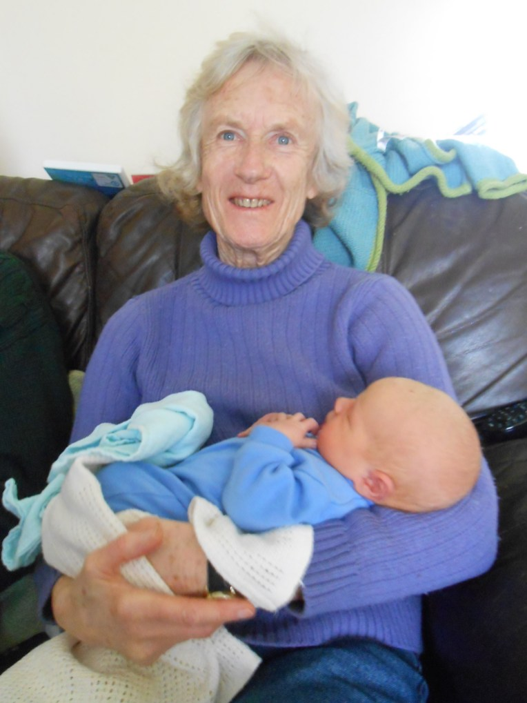 Nanny and Grandson