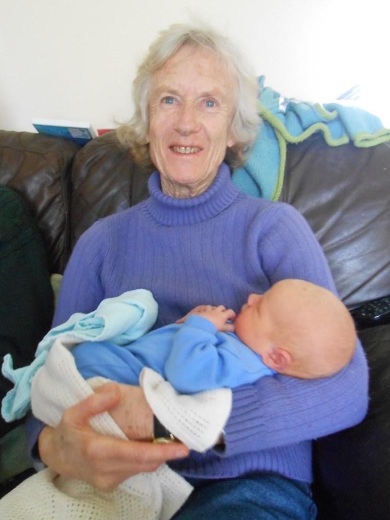 Nanny and Grandson