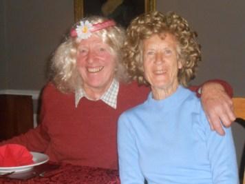 Nanny and Granddad