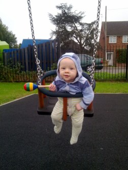 This is my swing