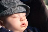 Sleeping Bubba