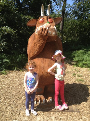 There is no such thing as a Gruffalo