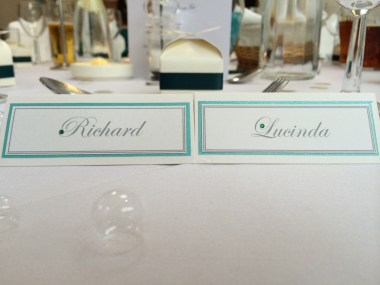 Richard and Lucinda