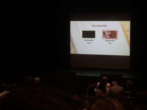 The film begins