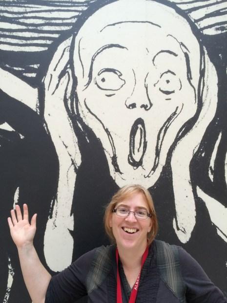 Lucinda and the Scream