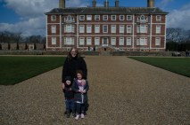 Ham House with Bagnalls