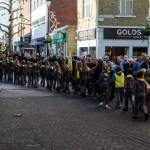 Off go the Brownies