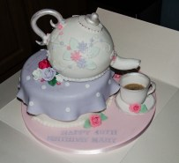 Any one for tea?