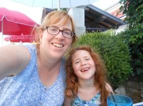 Mommy and Amélie
