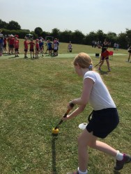 Sports Day action