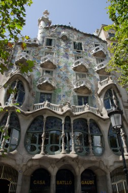 The genius of Gaudi